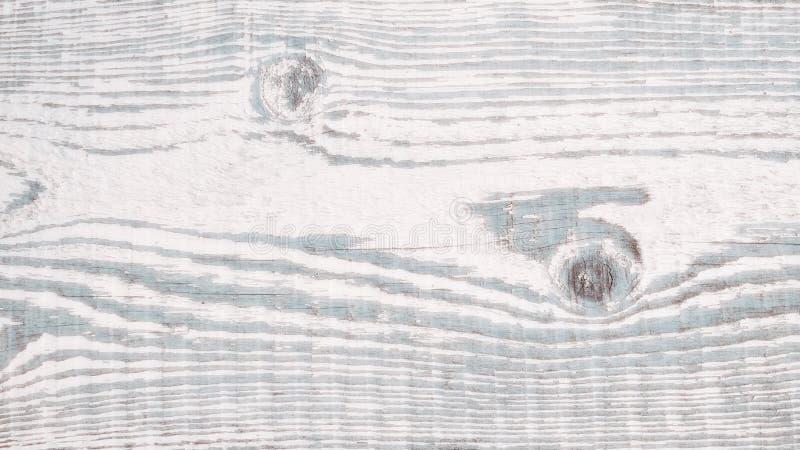 Винтажная старая затрапезная белая деревянная текстура предпосылки стоковое изображение