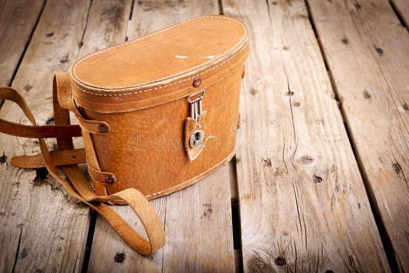 Винтажная сумка стоковое изображение