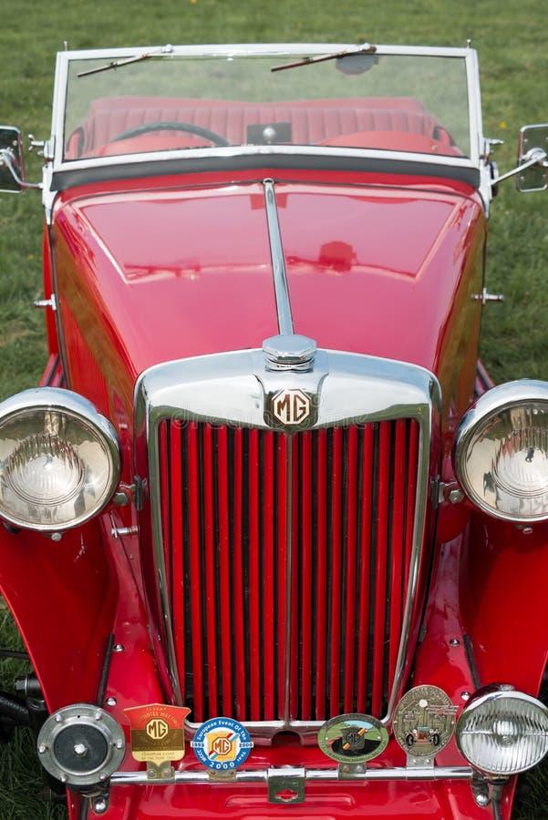 Download Винтажные ЖИВОТИКИ MG Sportscar Редакционное Стоковое Фото - изображение насчитывающей редакционо, старо: 40576613