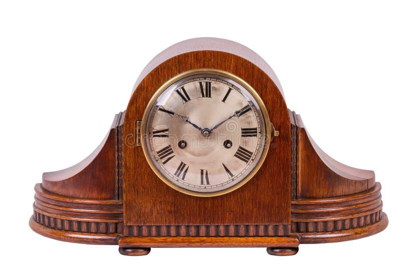 Винтажные часы стоковое фото