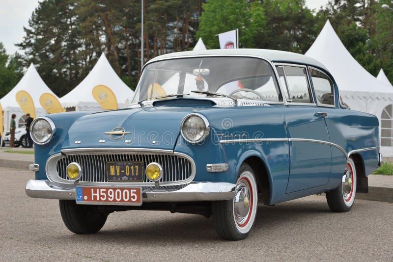 Винтажный автомобиль Opel стоковое фото