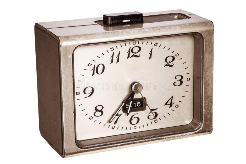 Download Винтажный будильник стоковое фото. изображение насчитывающей accurateness - 40576442