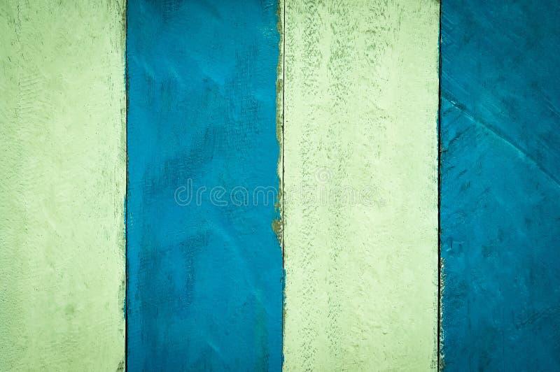 Винтажный голубой и белый деревянный фон панели, дисплей, обои, a стоковые фото
