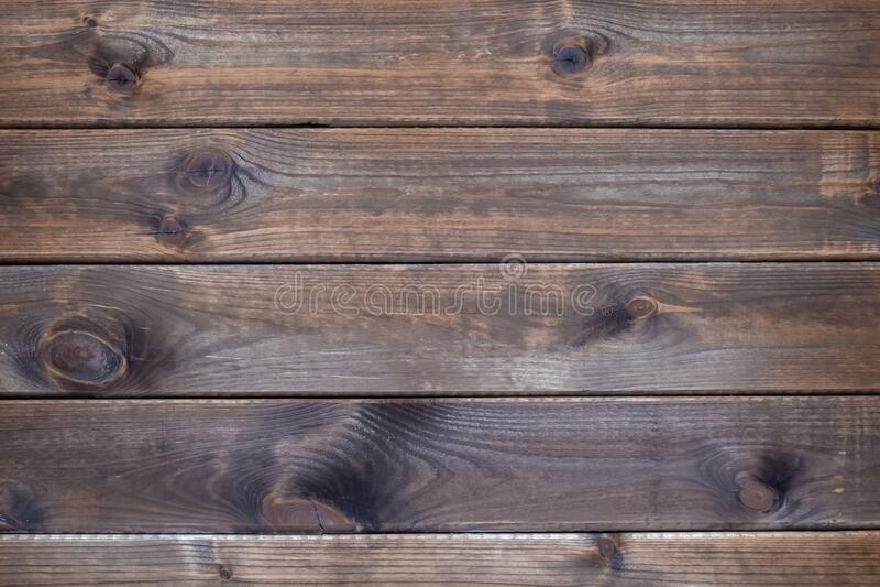 Винтажный деревянный фон Деревянный пол, стена или стол стоковая фотография rf