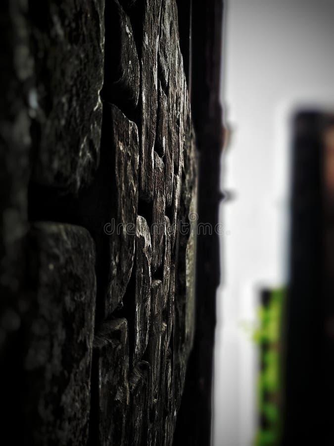 Винтажный дизайн стены стоковые изображения rf