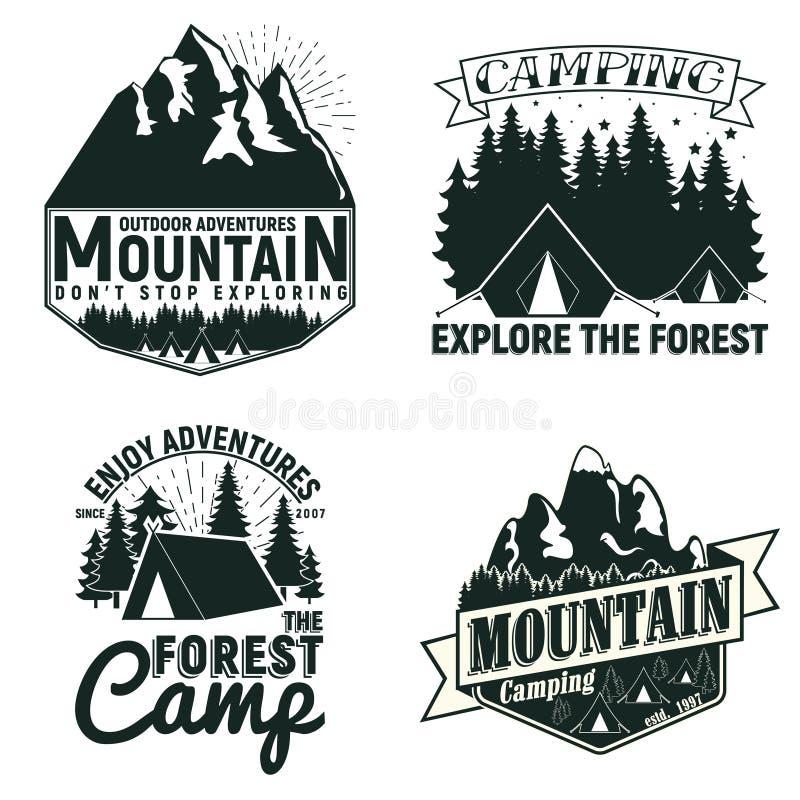 Винтажный дизайн логотипа бесплатная иллюстрация