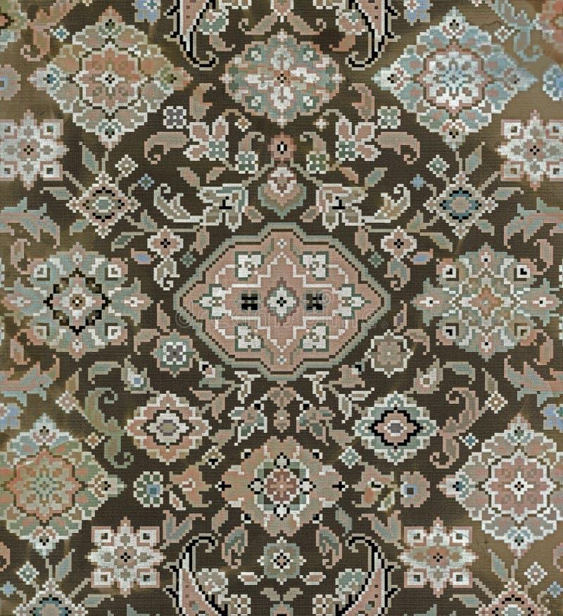 Винтажный дизайн ткани стоковые фото