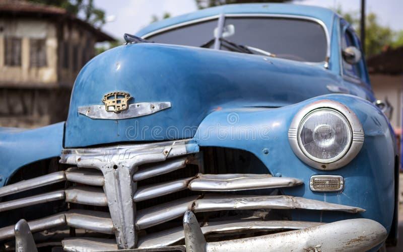 Винтажный классический автомобиль стоковая фотография rf