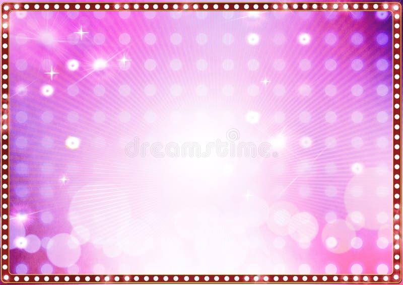 Винтажный пурпур предпосылки стоковые фото