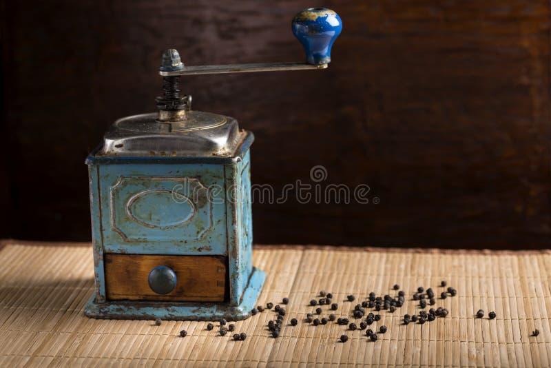 Винтажный точильщик стоковая фотография rf