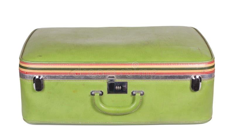Винтажный чемодан стоковое фото