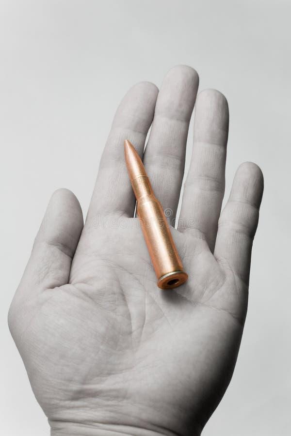 винтовка пули стоковые фото