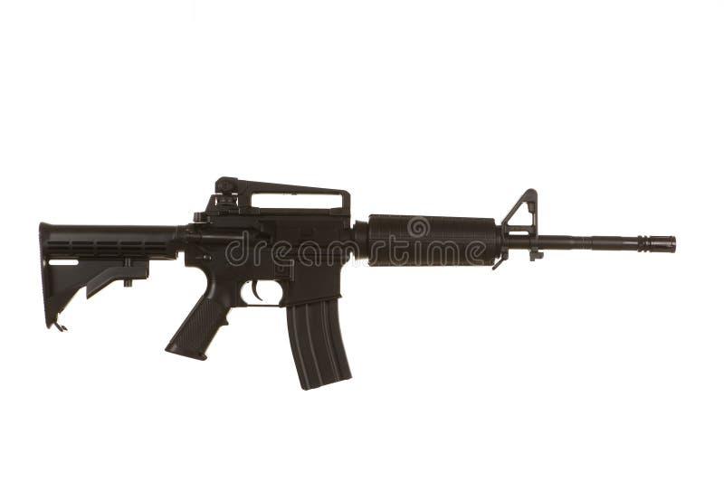 винтовка m4 стоковая фотография