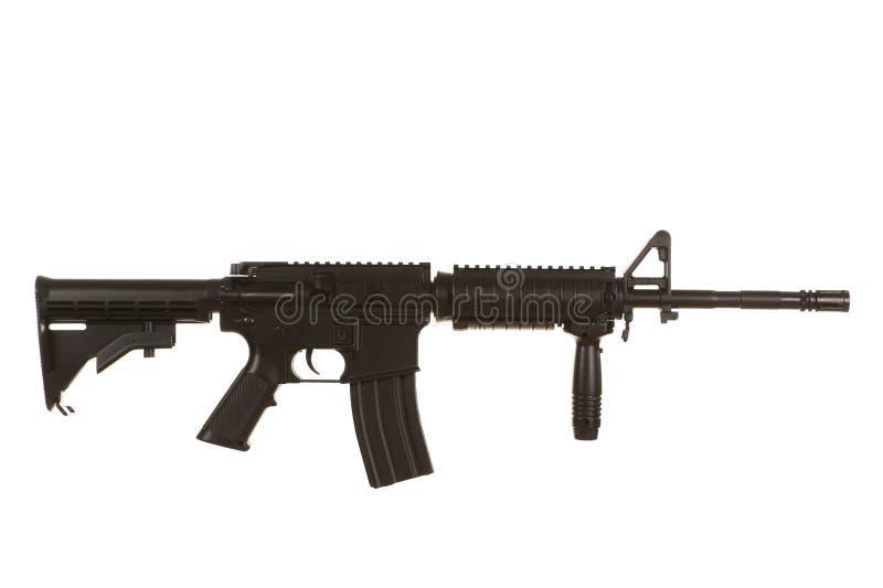 винтовка m4 стоковое фото rf