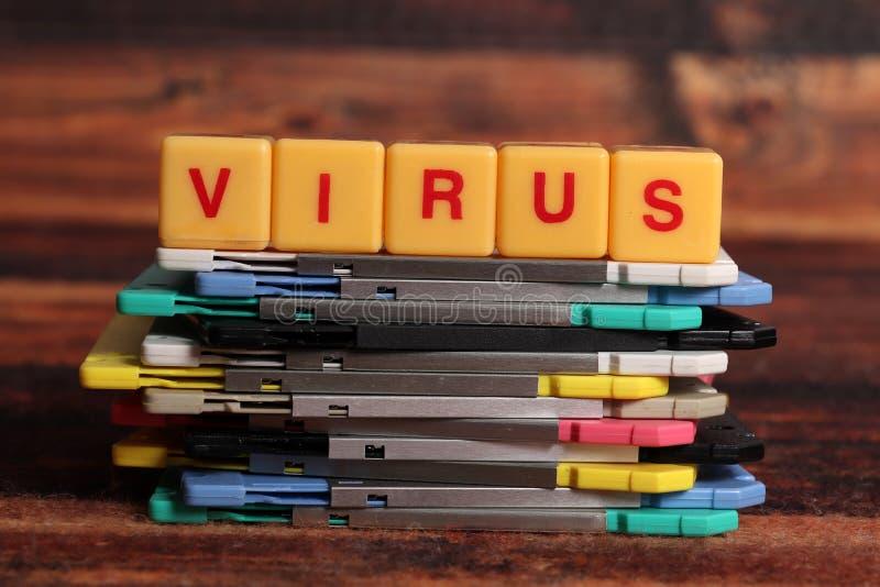 Вирус стоковая фотография