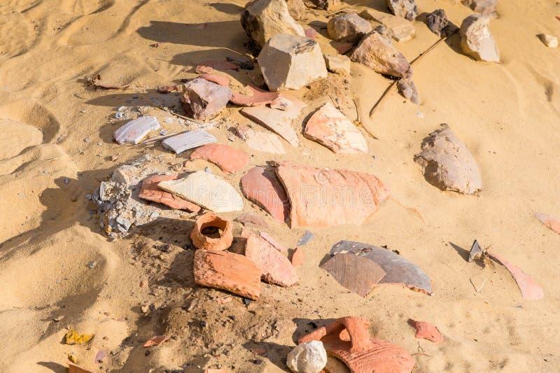 Висок Александра Македонского, Египта стоковые фотографии rf