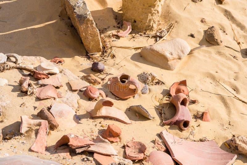 Висок Александра Македонского, Египта стоковое фото