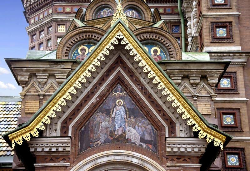 висок воскресения christi 4 стоковая фотография rf