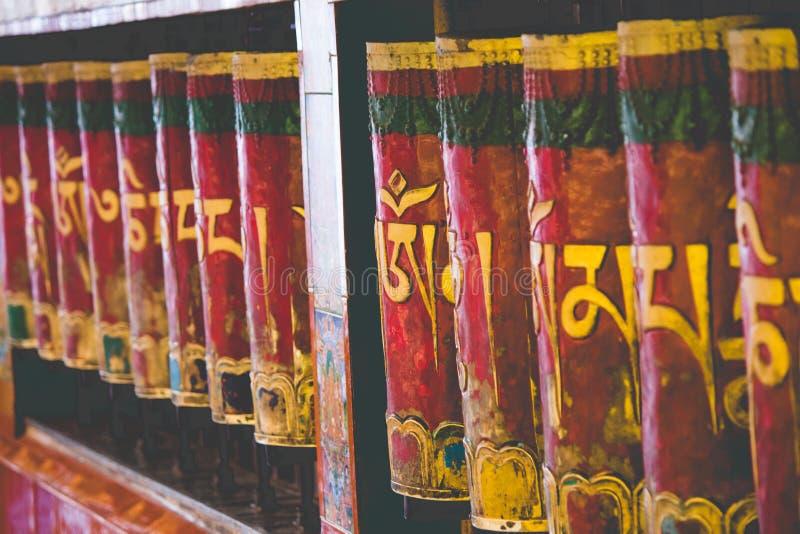 Висок Далай-ламы стоковые фотографии rf