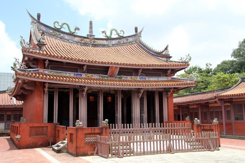 висок Конфуция стоковые фото