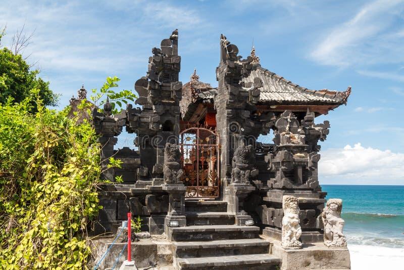 Висок серии Pura Tanah на острове Бали стоковые фото