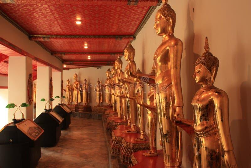 висок Таиланд bangkok стоковые фото