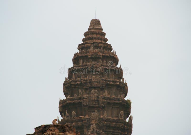 Висок Angkor Wat в Siem Reap стоковое фото rf