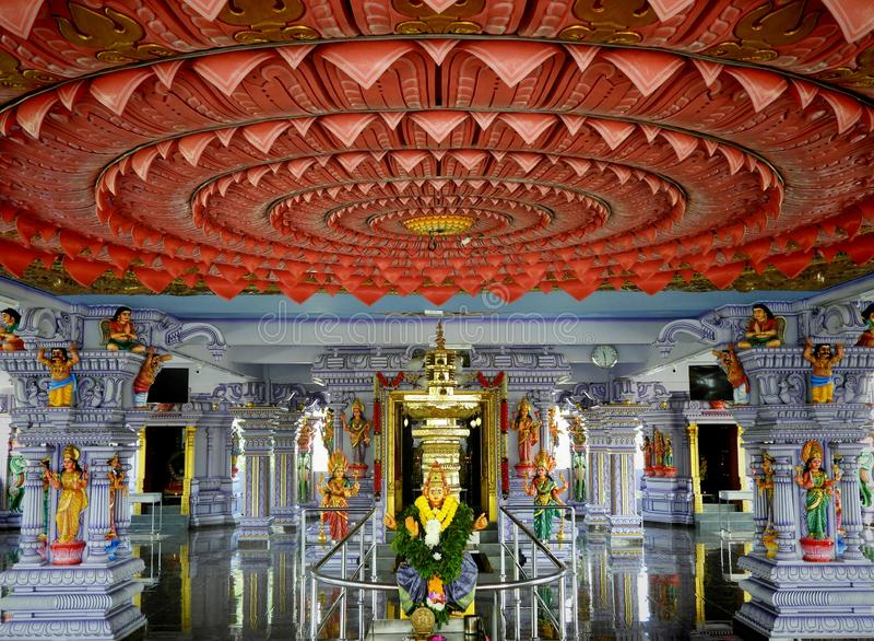 Висок Arulmigu Sri Maha Mariaman стоковое фото