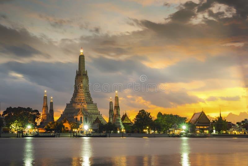 Висок Arun или Wat Arun стоковые фото