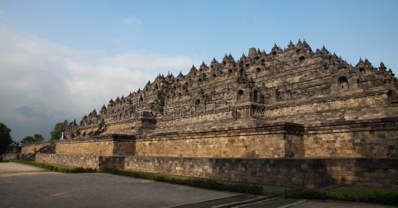 Висок Borobudur, остров Ява, Индонезия стоковое фото