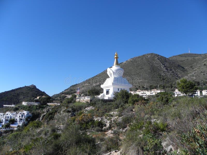Висок Budda стоковые фотографии rf