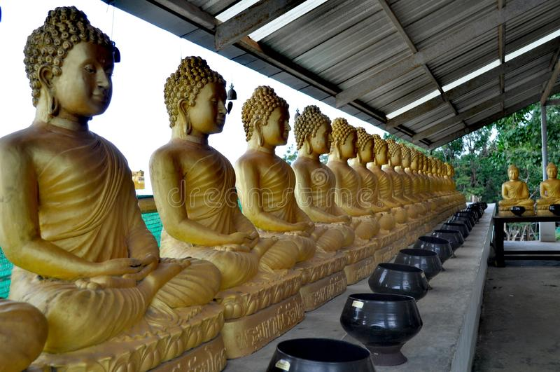 Висок Buddhas Пхукета большой Будды стоковое изображение rf