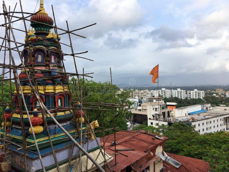 Висок Chattushringi стоковые изображения