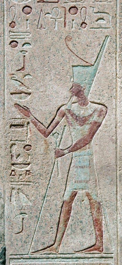 висок hatshepsut Египета стоковое фото rf