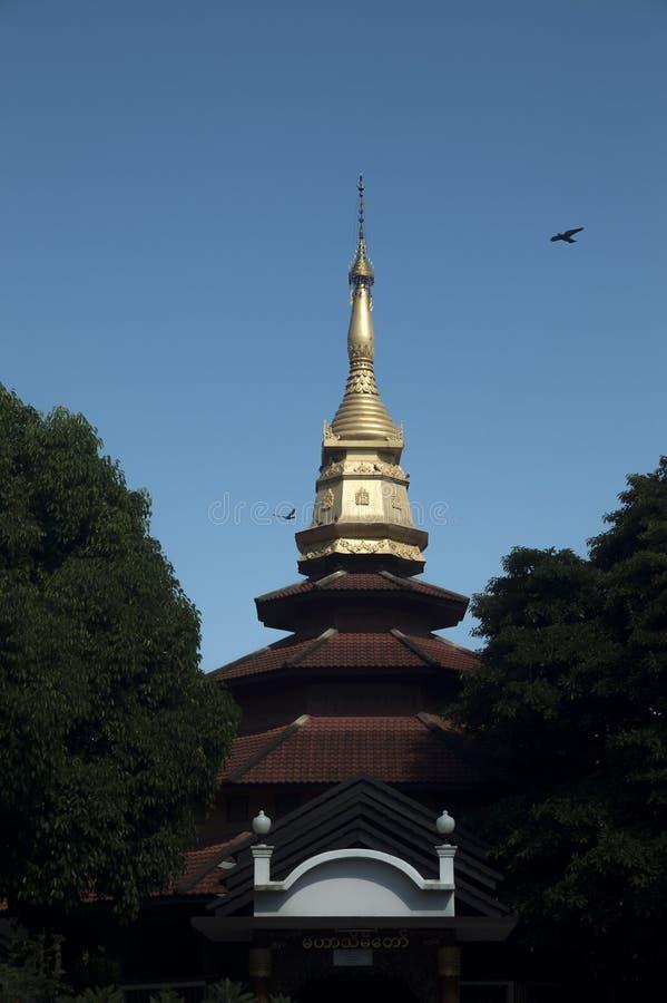 Висок Keng Ла Phra Jow стоковое фото rf