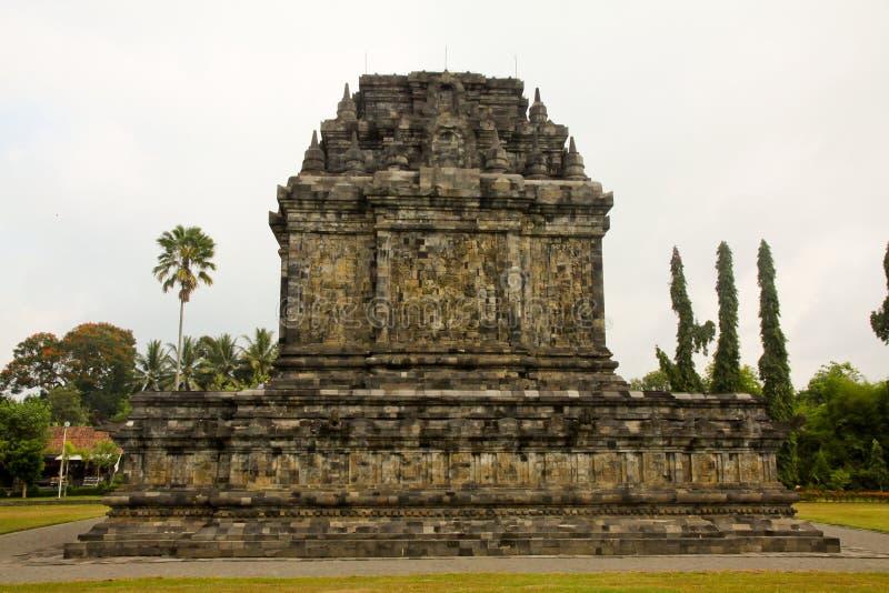 Висок Prambanan индусский, Индонезия стоковая фотография