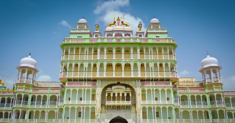 Висок Rani Sati стоковые изображения rf