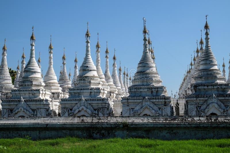 Висок Sanda муниципальный буддийский стоковое изображение