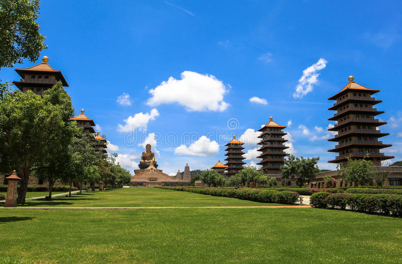 висок taiwan стоковые изображения