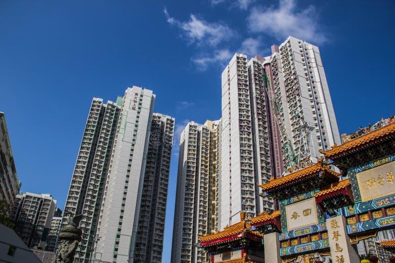 висок taoist крыш стародедовских зданий самомоднейший стоковые фотографии rf