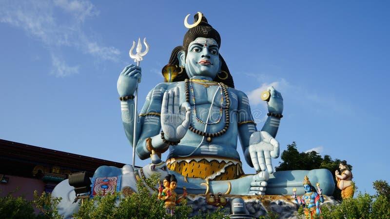 Висок Trincomalee Shiva стоковая фотография rf
