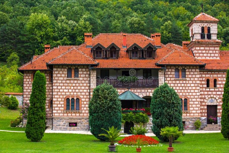Висок Trocrkva, Valjevo, Сербия стоковая фотография