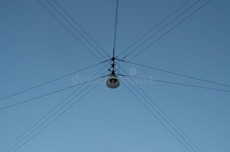 вися улица светильника стоковые фото