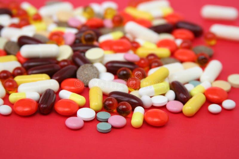 витамины стоковые изображения