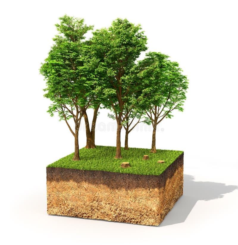 вихруны мира eco принципиальной схемы бесплатная иллюстрация