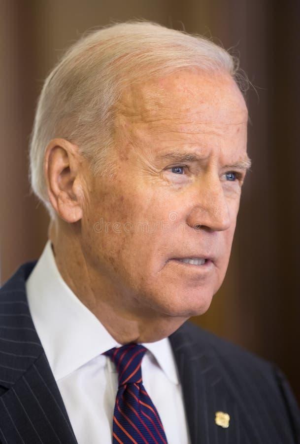 Вице-президент США Джо Biden стоковое фото