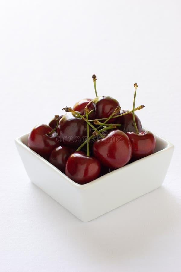 вишни Бинга стоковые изображения rf