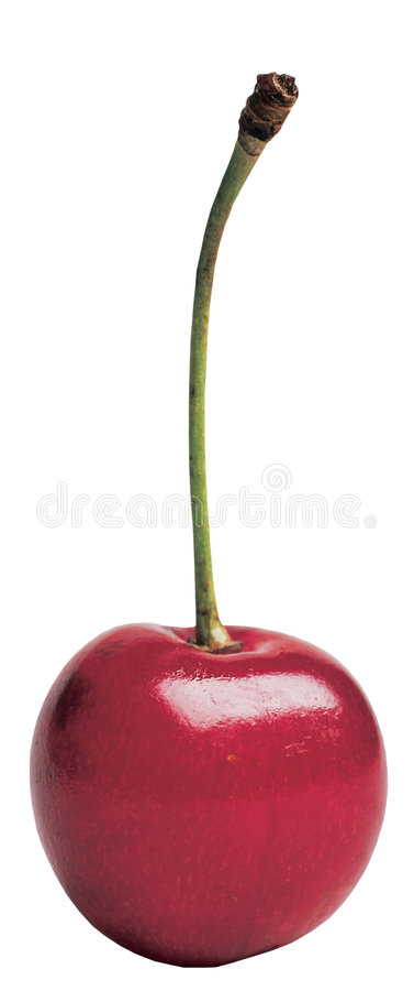 вишня Стоковая Фотография