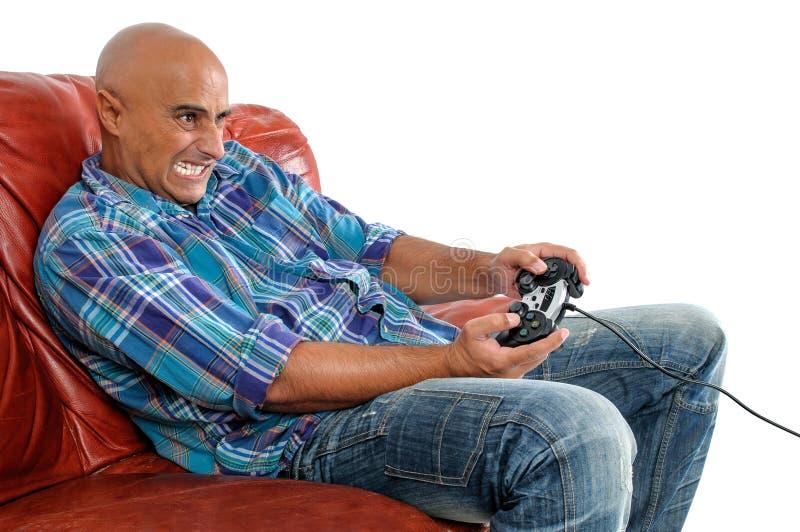 Видеоигры стоковое изображение