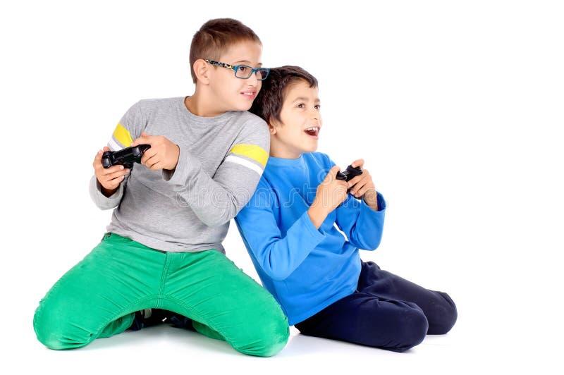 Видеоигры стоковая фотография rf